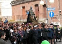 """Processione """"Madonna Addolorata"""""""