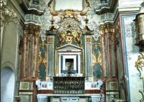 Altare Monastero Santa Maria d'Orsoleo
