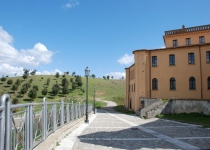Facciata Monastero Santa Maria d'Orsoleo