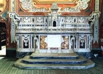 Altare Maggiore Monastero Santa Maria d'Orsoleo