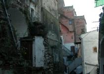 Stradine del centro storico